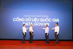 Thiết lập Cổng dữ liệu quốc gia, nền tảng quan trọng của Chính phủ số