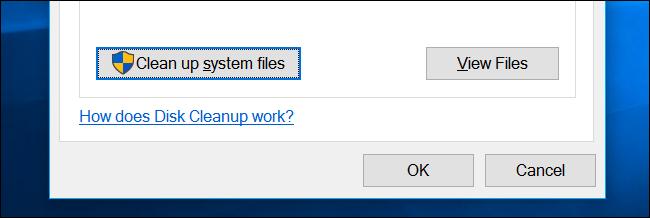 Hướng dẫn dọn ổ cứng bằng Disk Cleanup