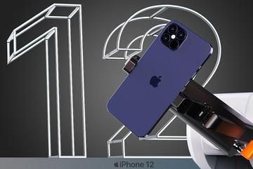 Thông tin bất ngờ về iPhone 12 5G