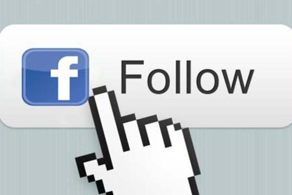"""Hướng dẫn mở nút """"Theo dõi"""" trên Facebook"""