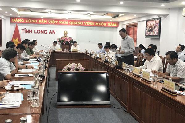Long An bổ sung nhiệm vụ cho Ban chỉ đạo xây Chính quyền điện tử tỉnh