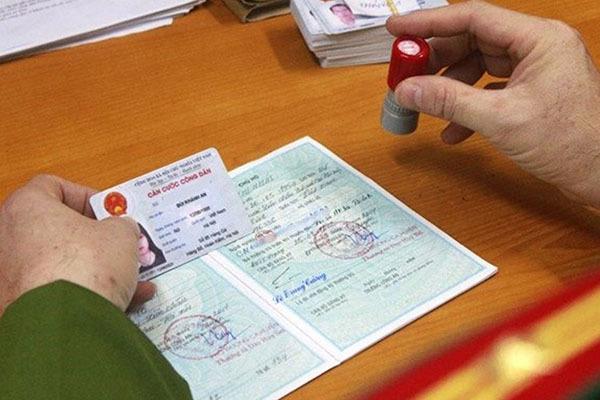 Thẻ căn cước công dân gắn chip điện tử sẽ được sử dụng đa mục đích