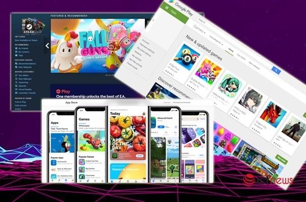 Tràn lan game xuyên biên giới phát hành không phép ở Việt Nam
