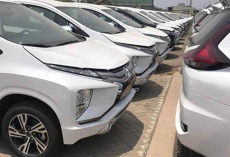 Việt Nam nhập khẩu 53.000 xe hơi nguyên chiếc trong 8 tháng đầu năm