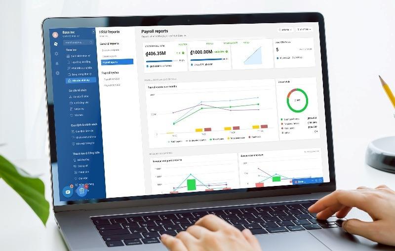 Base.vn ra mắt phần mềm tính lương Base Payroll giúp đơn giản và tự động hóa toàn bộ quá trình trả lương của doanh nghiệp
