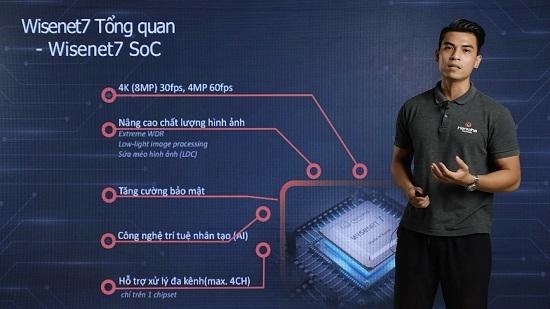 Hanwha Techwin trình làng các giải pháp Bảo mật và An toàn mới nhất
