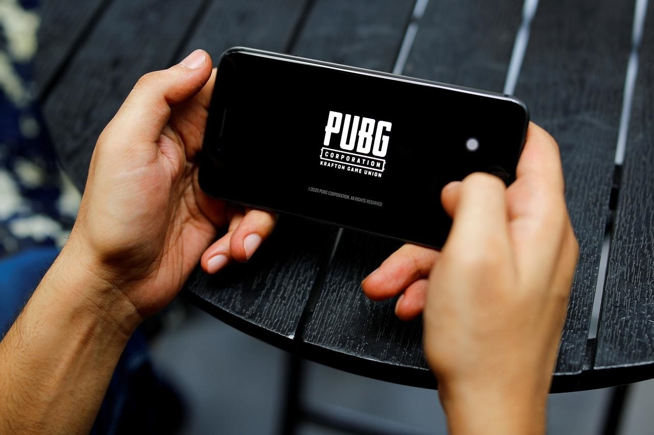 PUBG,Tencent,Trung Quốc,Hàn Quốc,Ấn Độ