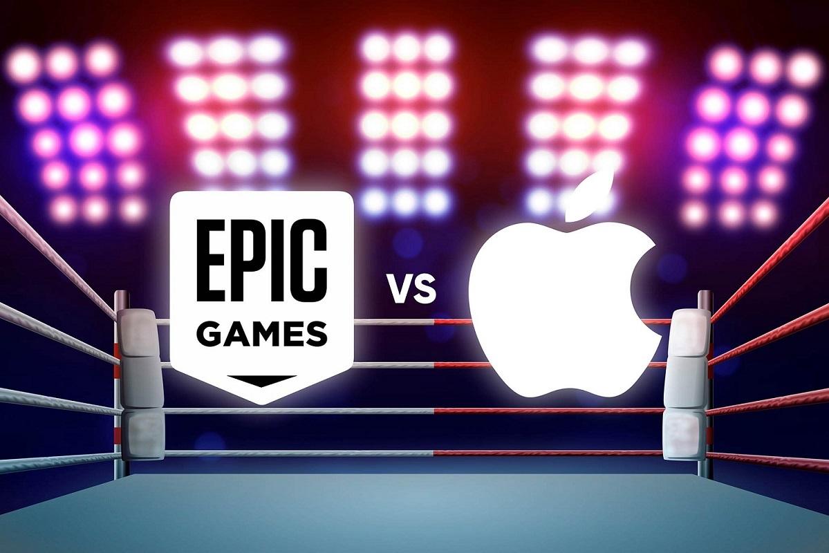 Apple kiện ngược Epic Games