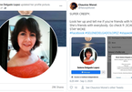Selene Delgado Lopez, người phụ nữ bí ẩn trên Facebook là ai?