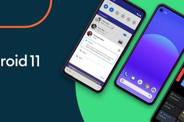 Google chính thức phát hành Android 11