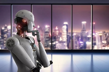 """Trí tuệ nhân tạo: """"Đừng sợ, tôi không muốn diệt trừ nhân loại"""""""