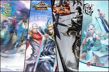 3 game đóng cửa, 8 game mới ra mắt tại Việt Nam trong nửa đầu tháng 9