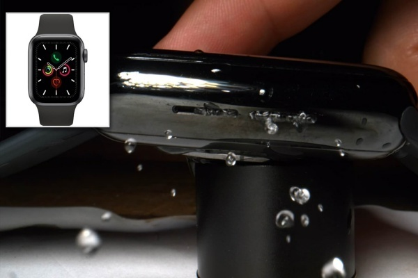 iPhone 12 và iPad sẽ sử dụng chức năng thoát nước trên Apple Watch