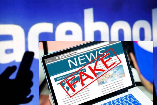 Hai cá nhân bị phạt 15 triệu đồng vì chia sẻ tin giả lên Facebook