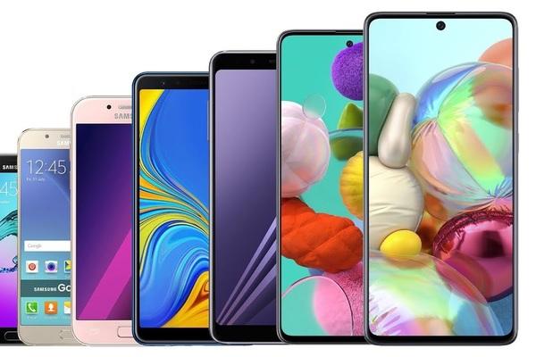 """Dòng Samsung Galaxy A bán chạy """"đột biến"""" ở Hàn Quốc"""