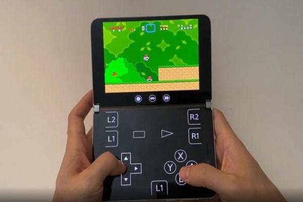 Cách biến Surfcae Duo thành máy chơi game cầm tay, chạy mượt nhiều game cổ điển