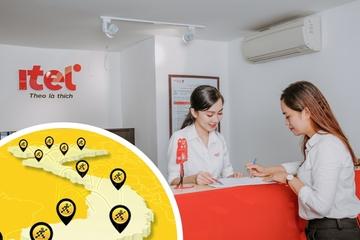 Mạng di động Itel hợp tác với Thế giới di động phân phối SIM Itel trên toàn quốc