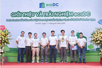 Việt Nam chuẩn bị ra mắt ecoDC mang xu hướng mới: Data xanh