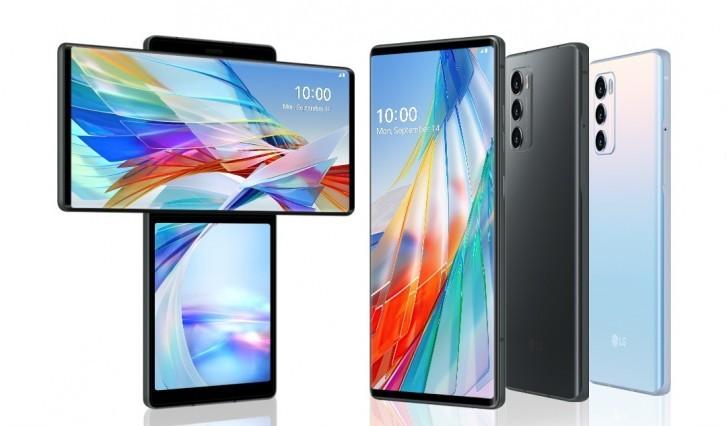 LG Wing ra mắt với thiết kế chữ T độc lạ