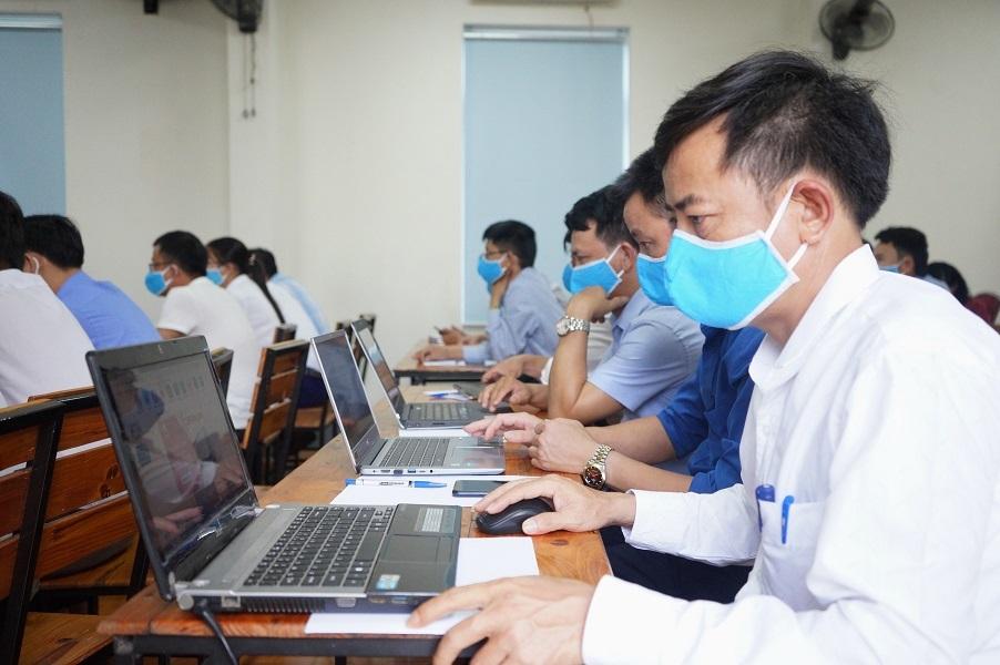 Hà Tĩnh đào tạo an toàn thông tin mạng cho lãnh đạo CIO địa phương