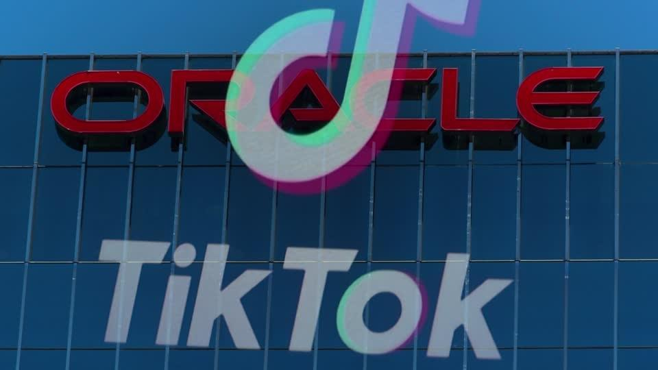 TikTok không bán cho Oracle