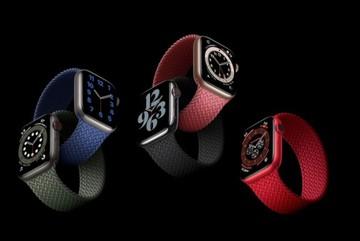Ra mắt Apple Watch Series 6 giá 399 USD, iPad giá 329 USD, iPad Air giá 599 USD