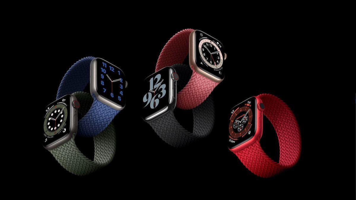 Apple Watch Series 6 ra mắt với tính năng đo oxy trong máu