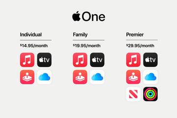Apple công bố gói dịch vụ Apple One đầy toan tính