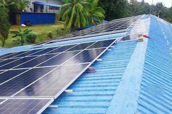 Sản xuất điện năng lượng mặt trời để xoá đói giảm nghèo ở các vùng nông thôn