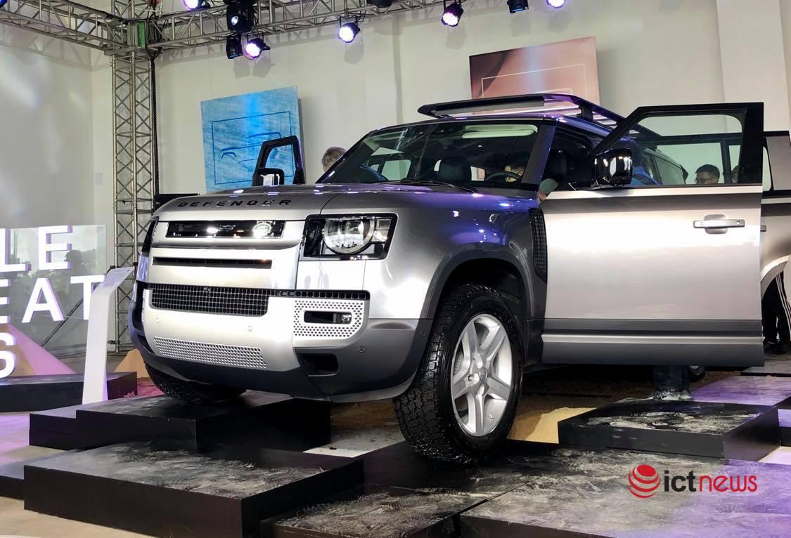 Những mẫu xe SUV off-road tiền tỷ đang hiện diện tại Việt Nam