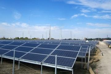 Chạy đua dự án điện mặt trời ở nhiều địa phương trên cả nước