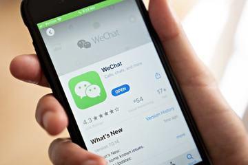 """Đến lượt WeChat """"thoát chết"""""""