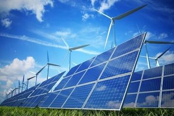 Kết hợp khai thác cùng lúc điện gió và điện mặt trời