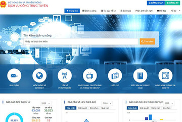Cung cấp dịch vụ công trực tuyến cấp chứng nhận tên định danh từ ngày 1/10