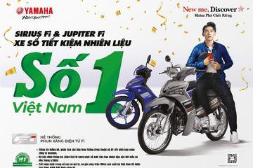 Yamaha với hành trình đến ngôi vương tiết kiệm nhiên liệu