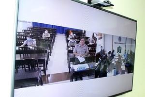 Tổng cục Thi hành án dân sự giữ an toàn thông tin khi làm việc trực tuyến
