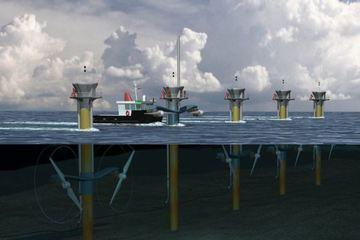 Các giải pháp để phát triển năng lượng sóng biển