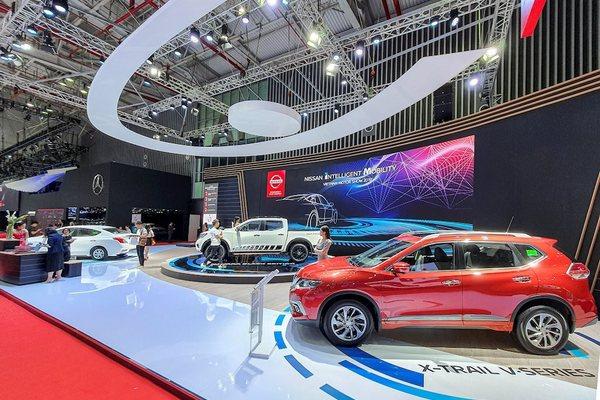 Nissan có nhà phân phối mới tại Việt Nam