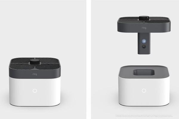 Amazon ra mắt camera bay trong nhà