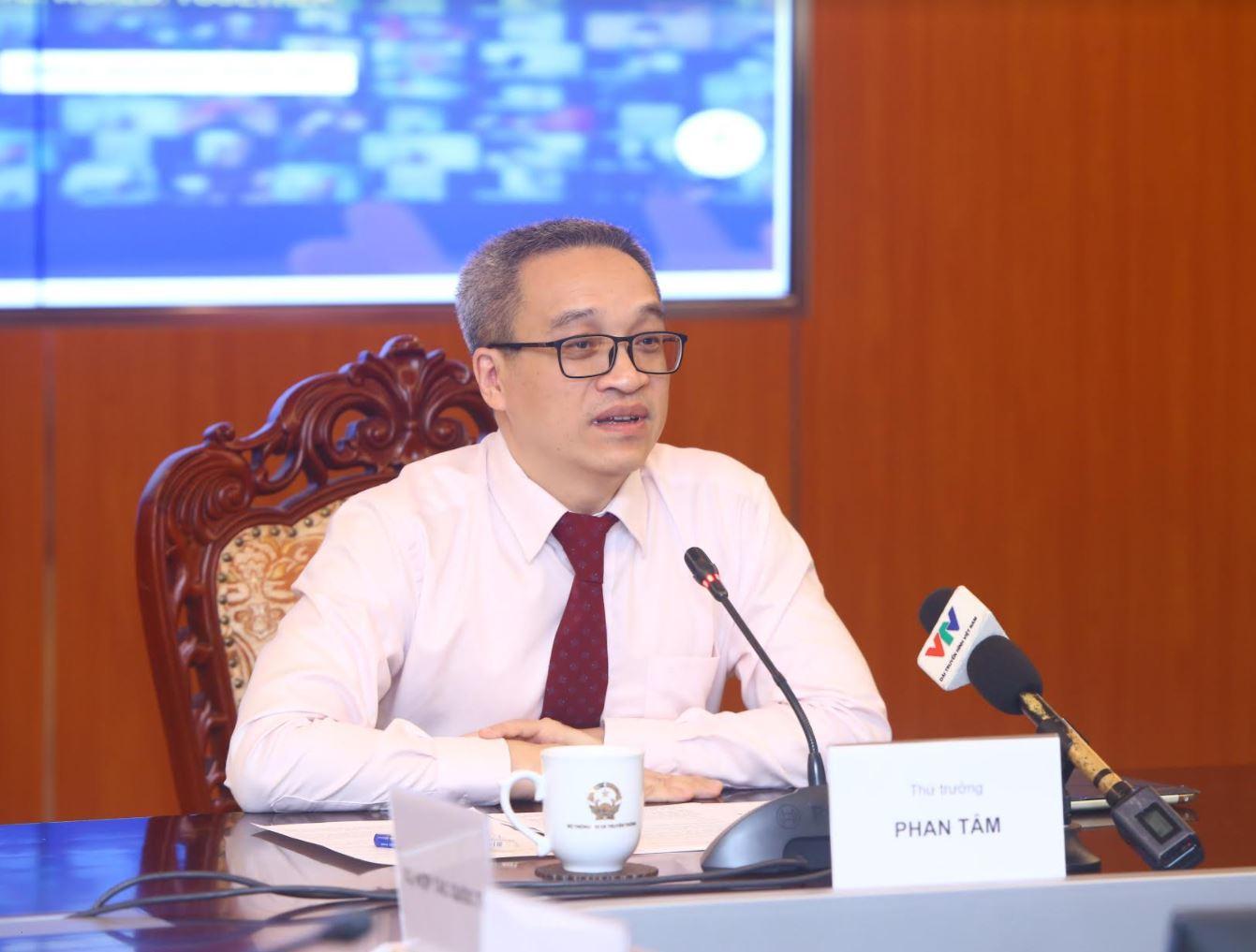 Triển lãm Thế giới số 2020 sẽ tổ chức trực tuyến trên nền tảng 'Make in Vietnam'