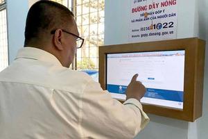 Cuối tháng 11/2020, Đà Nẵng cung cấp ít nhất 50% dịch vụ công trực tuyến mức 4