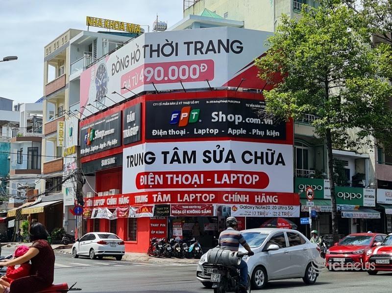 Đại gia bán lẻ nhảy vào sửa chữa di động, laptop