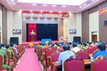 Phú Thọ tập huấn trực tuyến Luật An ninh mạng cho cán bộ phụ trách cấp cơ sở