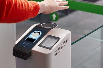 Amazon tung công nghệ thanh toán bằng lòng bàn tay