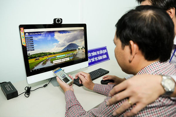 Tây Ninh dự kiến chi gần 600 tỷ đồng cho phát triển Chính quyền số