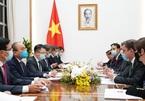 'Đại gia' Anh đầu tư 12 tỷ USD làm điện gió tại Bình Thuận