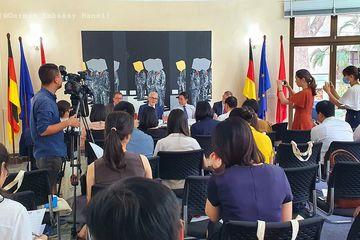 Năng lượng là trọng tâm nỗ lực phát triển của Đức tại Việt Nam