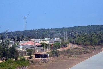 Đảo Phú Quý sắp có nhà máy điện mặt trời