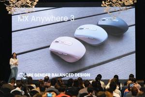 Logitech giới thiệu chuột MX Anywhere 3 cho cả máy Mac