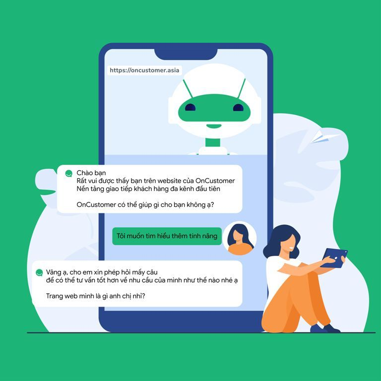 OnCustomer ra mắt 2 ứng dụng quản trị trải nghiệm khách hàng tiên phong